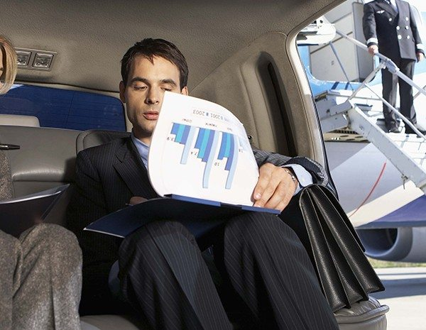 Apps vs. Car Services: Trust the Professionals
