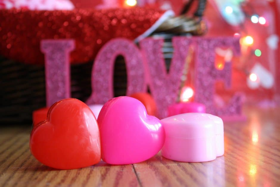 candles-and-heart-cases-for-valentines day